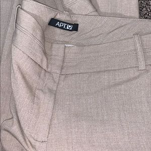 Apt. 9 Pants & Jumpsuits - Apt.9 Womans Tan Dress Pants SZ.16P